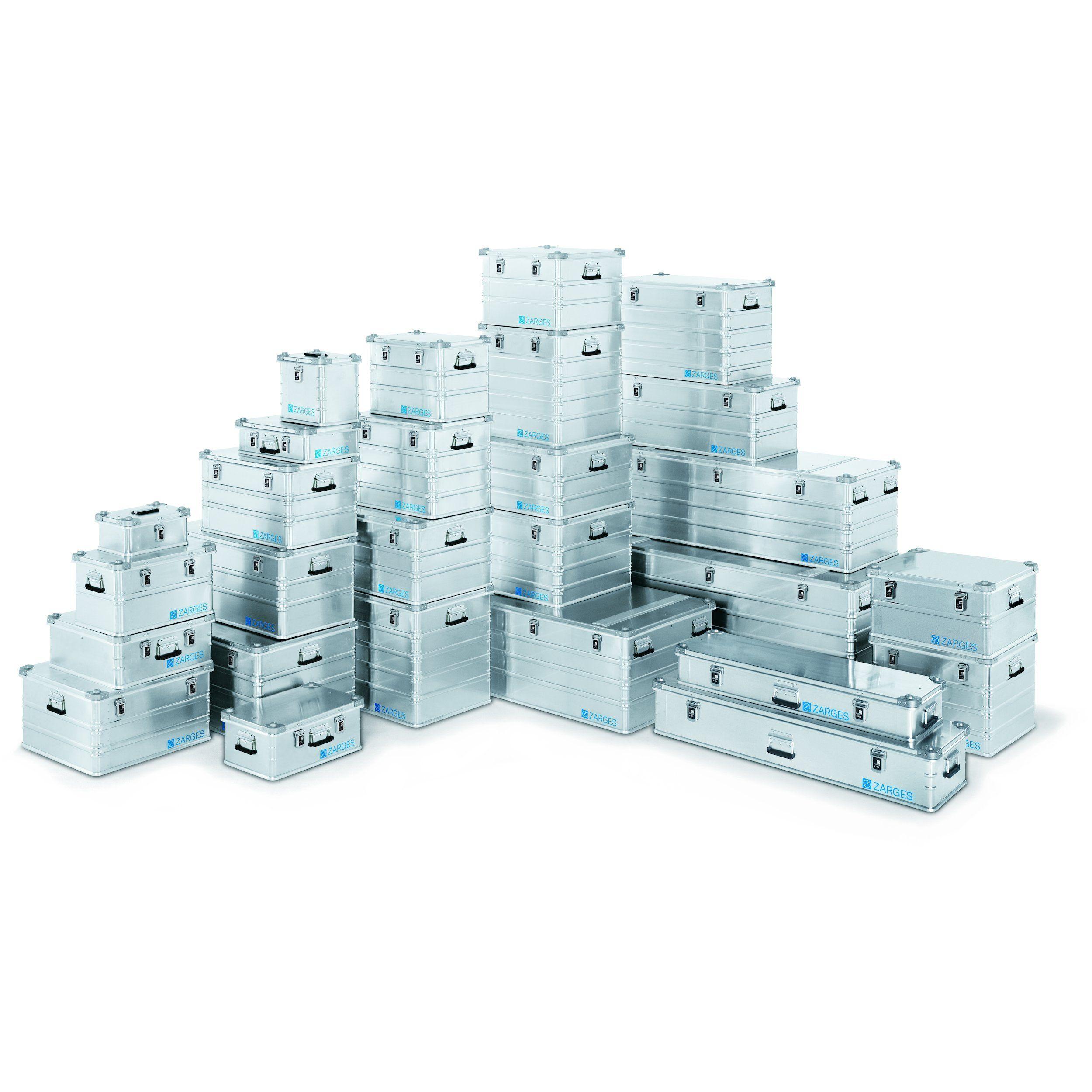 caisse aluminium